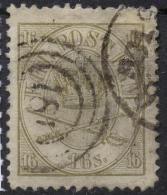 Danemark (1864) N 15 (o) - Usati