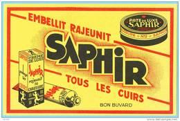 SAPHIR EMBELLIT RAJEUNIT TOUS LES CUIRS - Wash & Clean