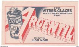 ARGENTIL / PRODUIT DU LION NOIR - Wash & Clean