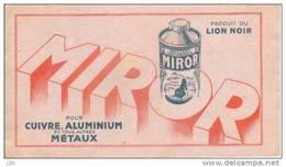 MIROR / PRODUIT DU LION NOIR - Wash & Clean