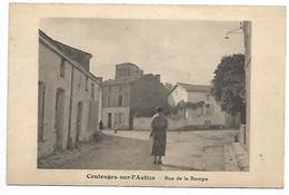COULONGES SUR L'AUTIZE - Rue De La Rampe - Coulonges-sur-l'Autize
