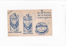LES 3 FAVORIS DE LA BONNE MENAGERE / CORDON BLEU / MECANO / ELECTRA / RARE - Wash & Clean