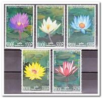 Cambodja 2005, Postfris MNH, Flowers - Cambodia