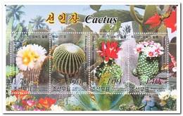 Noord Korea 2004, Postfris MNH, Cacti - Korea (Noord)