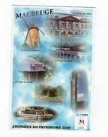 Maubeuge Journées Du Patrimoine 2000 - Maubeuge