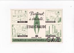 PARTOUT A VOLONTE DE L EAU CHAUDE / APPAREILS INSTANTANES / RARE - Electricité & Gaz