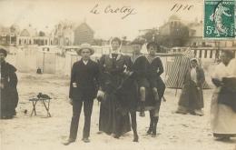 LE CROTOY CARTE PHOTO - Le Crotoy