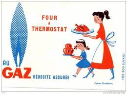 FOUR A THERMOSTAT AU GAZ - Electricity & Gas