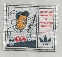 écusson Tissus , ADIDAS , Best Of Sporting & Athletic Goods, Baseball - Ecussons Tissu