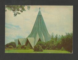 MOZAMBIQUE PC 1960s LOURENÇO MARQUES CHURCH SANTO ANTÓNIO Da POLANA AFRICA - Mozambique