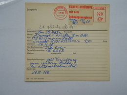 Ema, Meter, Record-file, Stockings, Kunert-Strümpfe - Textiel