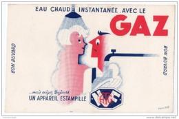 EAU CHAUDE INSTANTANEE AVEC LE GAZ - Electricidad & Gas