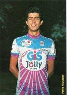 CYCLISME TOUR  DE  FRANCE  Autographe  GIUSEPPE PETITO - Ciclismo