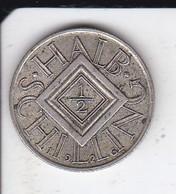 MONEDA PLATA DE AUSTRIA DE 1/2 SHILLING DEL AÑO 1926  (COIN) SILVER-ARGENT - Austria
