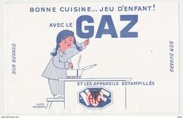 BONNE CUISINE AVEC LE GAZ - Electricité & Gaz