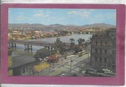 VICTORIA AND WILLIAM JOLLY BRIDGES BRISBANE - Brisbane