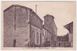 Courcelles - Rue De L'église - Courcelles