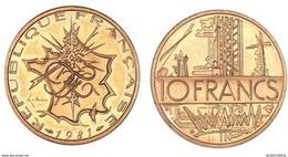 """FRANCE PIECE DE 10 FRANCS """"MATHIEU"""" SUP....................... - K. 10 Francs"""