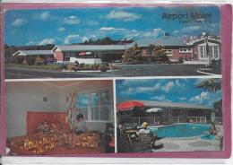 AIRPORT MOTEL HAMILTON - Nuova Zelanda