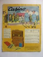 CATALOGUE CASINO AUTOMNE 1958 - MERCERIE USTENSILES MENAGERS AMEUBLEMENT CHAUSSURES TISSUS Etc VPC - France