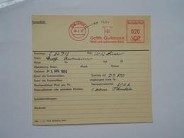 Ema, Meter, Record-file, Paint, Lacquer, Quitmann - Fabrieken En Industrieën
