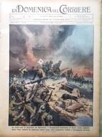La Domenica Del Corriere 19 Dicembre 1937 Nanchino Palestina Rembrandt Medicina - Autres