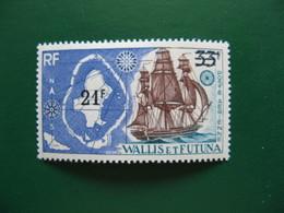 WALLIS YVERT POSTE AERIENNE N° 38 NEUF** LUXE COTE 5,40 EUROS - Wallis Y Futuna