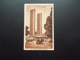 EXPOSITION INTERNATIONALE PARIS 1937  Porte Place L'Alma Véhicules D'époque - Tentoonstellingen