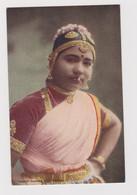 Nautch Dancing Girl, Ceylon - F.p. - Anni '1910 - Sri Lanka (Ceylon)
