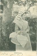 Spa (???) 1903; Paysanne Ardennaise - Voyagé. (éditeur?) - Spa