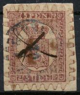 Finlande (1866) N 5 (o) - 1856-1917 Russian Government