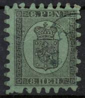 Finlande (1866) N 6 (o) - 1856-1917 Russian Government