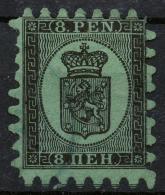 Finlande (1866) N 6 (o) - 1856-1917 Administration Russe