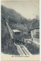Ferrovia Monte S.Salvatore - TI Tessin