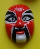 Fève   - Masques Du Monde  - Masque Chine   - Réf AFF 2013 143 - Countries