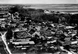 CPSM Dentelée - COURTISOLS (51) - Vue Aérienne De Saint-Martin-de-Courtisols En 1956 - Courtisols