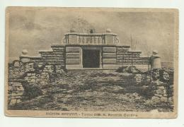MONTE GRAPPA - TOMBA DI S.E. GENERALE GIARDINO 1931  VIAGGIATA FP - Treviso