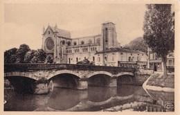 Le Pont Et L'Eglise Saint-Jean - Bar Le Duc