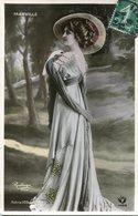 Marville Reutlinger Serie 109 Circulee En 1909 - Artistes