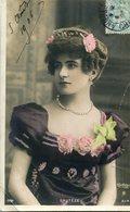 Dauteze Reutlinger Circulee En 1906 - Artistes
