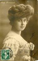 Betty Darmand Circulee En  1908 - Entertainers