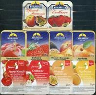 10 Marmeladendeckel Deutschland (1) - Milk Tops (Milk Lids)