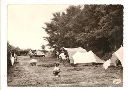 DECIZE - Stade Nautique Camping Municipal - COMBIER 5898 - Vers 1960 - Vente Directe - Decize
