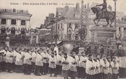 Fêtes De Jeanne D'Ar, 7 & 8 Mai - La Maîtrise - Orleans