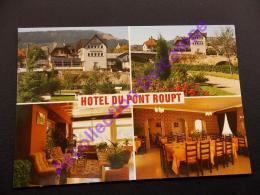 CPSM  Hotel Du Pont Roupt Et Son Annexe Logis De France Mende - Mende