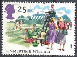Gran Bretagna - 1994 Summertime Events, 25p Wimbledon # S.G. 1835 - Michel 1530 - Scott 1573 USED - 1952-.... (Elizabeth II)