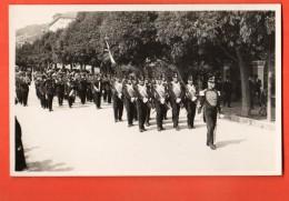 HCD-09 Sierre Exposition Cantonale 14.8 Au 23.9.1929, Défilé De Fifres Et Tambours, ANIME. Circulé En 1928 - VS Valais