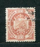 Bolivien Nr.44       O  Used       (225) - Bolivien