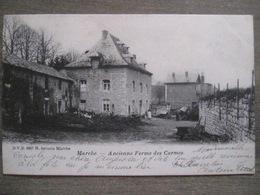 Cpa Marche En Famenne - Ancienne Ferme Des Carmes - D.V.D. 8667 Severin Marche - 1902 - Marche-en-Famenne