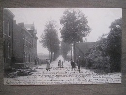 Cpa Marche En Famenne - Route De Rochefort - Nels 121 10 - 1903 - Marche-en-Famenne